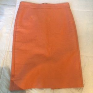 J Crew No 2 pencil skirt
